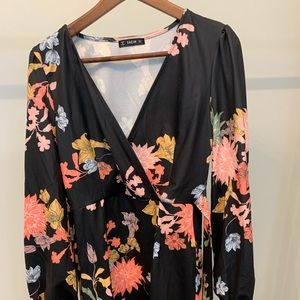Kimono style dress